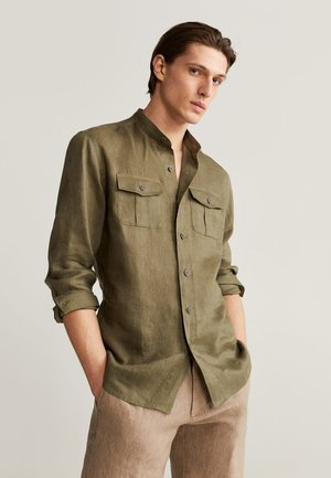 SOUTH - Shirt - khaki