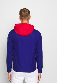 Lacoste Sport - TENNIS JACKET - Training jacket - cosmic/red/white - 2