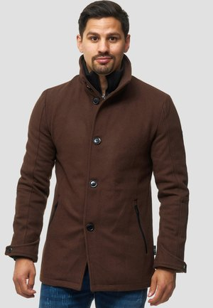 MÄNTEL BRITTANY - Light jacket - dark brown