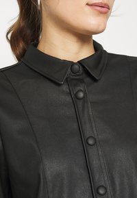 Modström - GAMAL DRESS - Robe chemise - black - 5