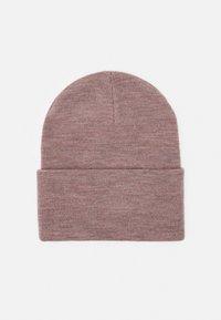 Carhartt WIP - WATCH HAT UNISEX - Beanie - earthy pink heather - 1