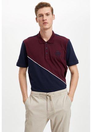Poloshirt - indigo