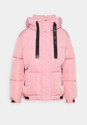 Veste d'hiver - pink