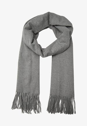 SOFT-TOUCH - Scarf - grey