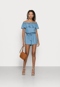 Vero Moda Petite - VMMIA PLAYSUIT - Jumpsuit - light blue - 1