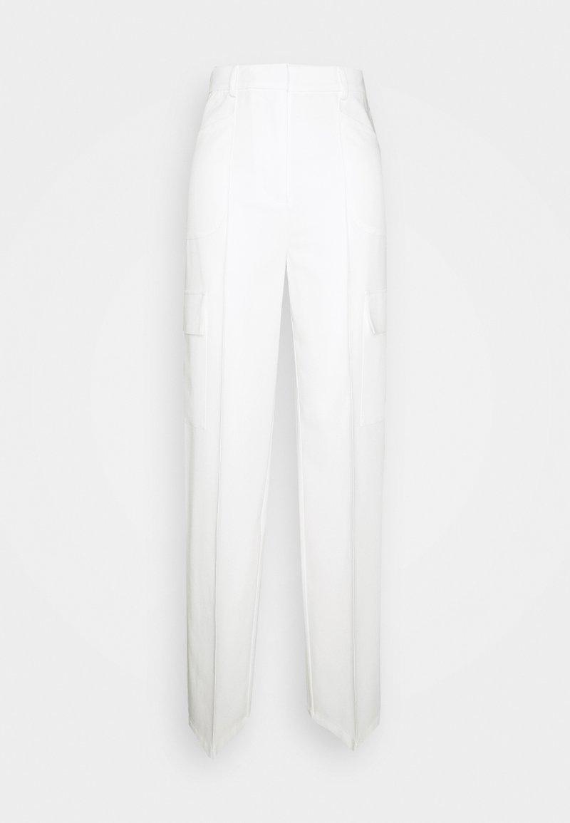 NA-KD - HOSS X NA-KD  - Spodnie materiałowe - white