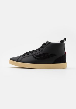HELÀ MID VEGAN UNISEX - High-top trainers - black