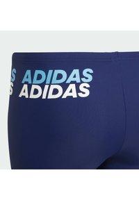 adidas Performance - Swimming trunks - blue - 2