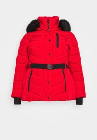 MICHAEL Michael Kors - SHORT BELTED - Winter jacket - red - 0
