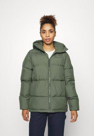 RIVEL PUFFER - Down jacket - thrill green