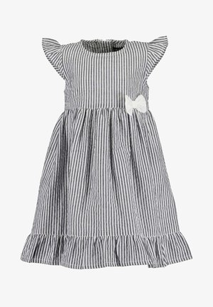 FRESH ORANGE - Day dress - nachtblau
