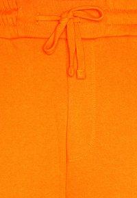 YOURTURN - Teplákové kalhoty - orange - 2
