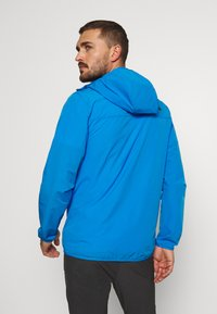 The North Face - MENS NORTH DOME STRETCH JACKET - Větrovka - clear lake blue - 2
