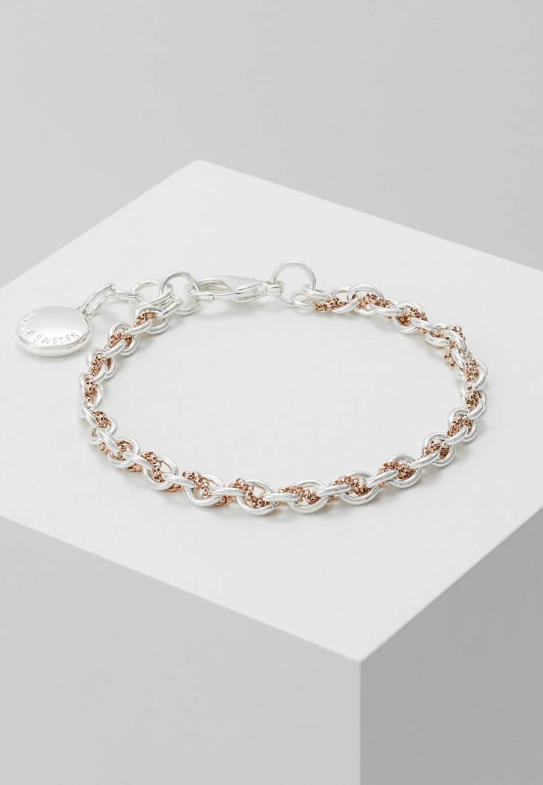 SNÖ of Sweden - SPIKE SMALL BRACE - Bracelet - silver-coloured/roségold