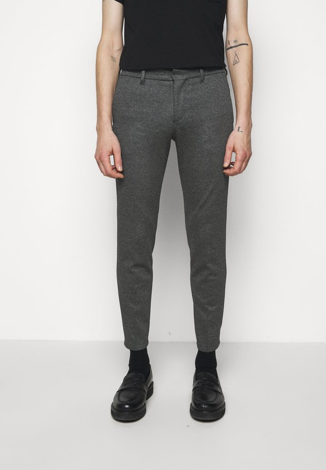 SIGHT - Trousers - grey