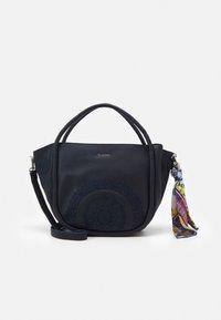 Desigual - BOLS ALESSIA ROTTUM SET - Handbag - azul - 0