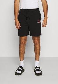 Diesel - EDDY - Shorts - black - 0