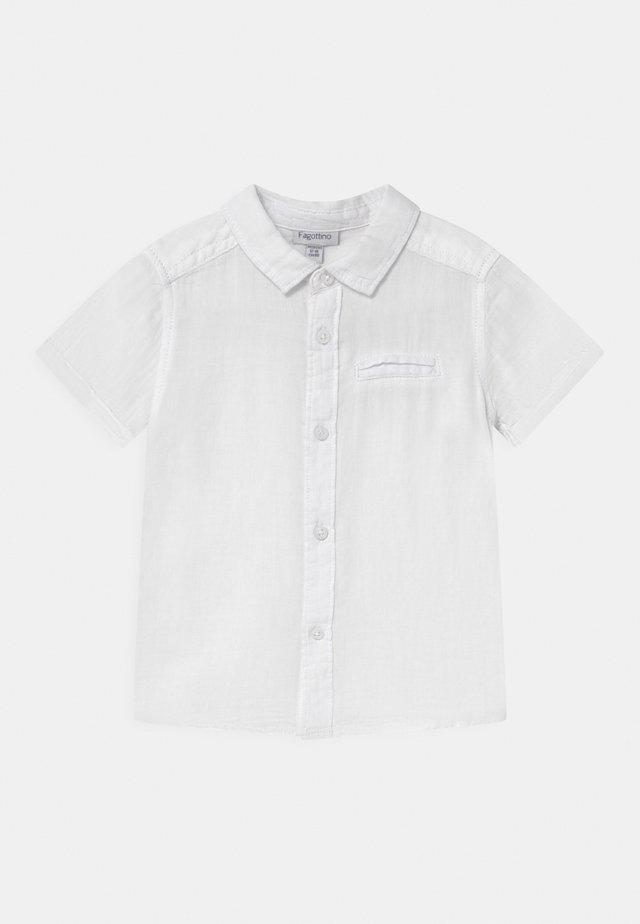 Camisa - bright white