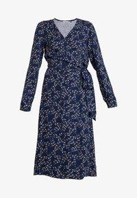 edc by Esprit - WRAP DRESS - Robe d'été - navy - 5