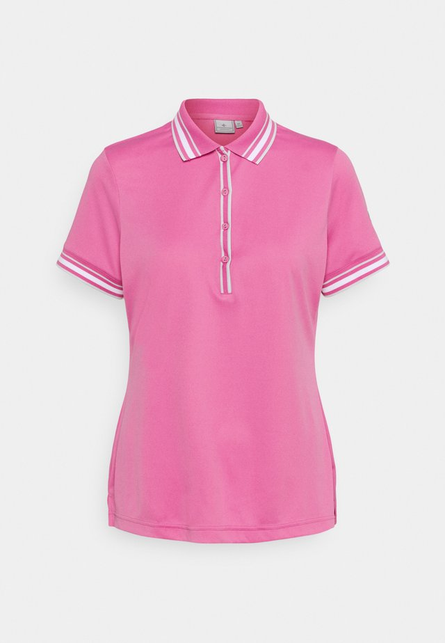 NOSTALGIA - Polo - light pink