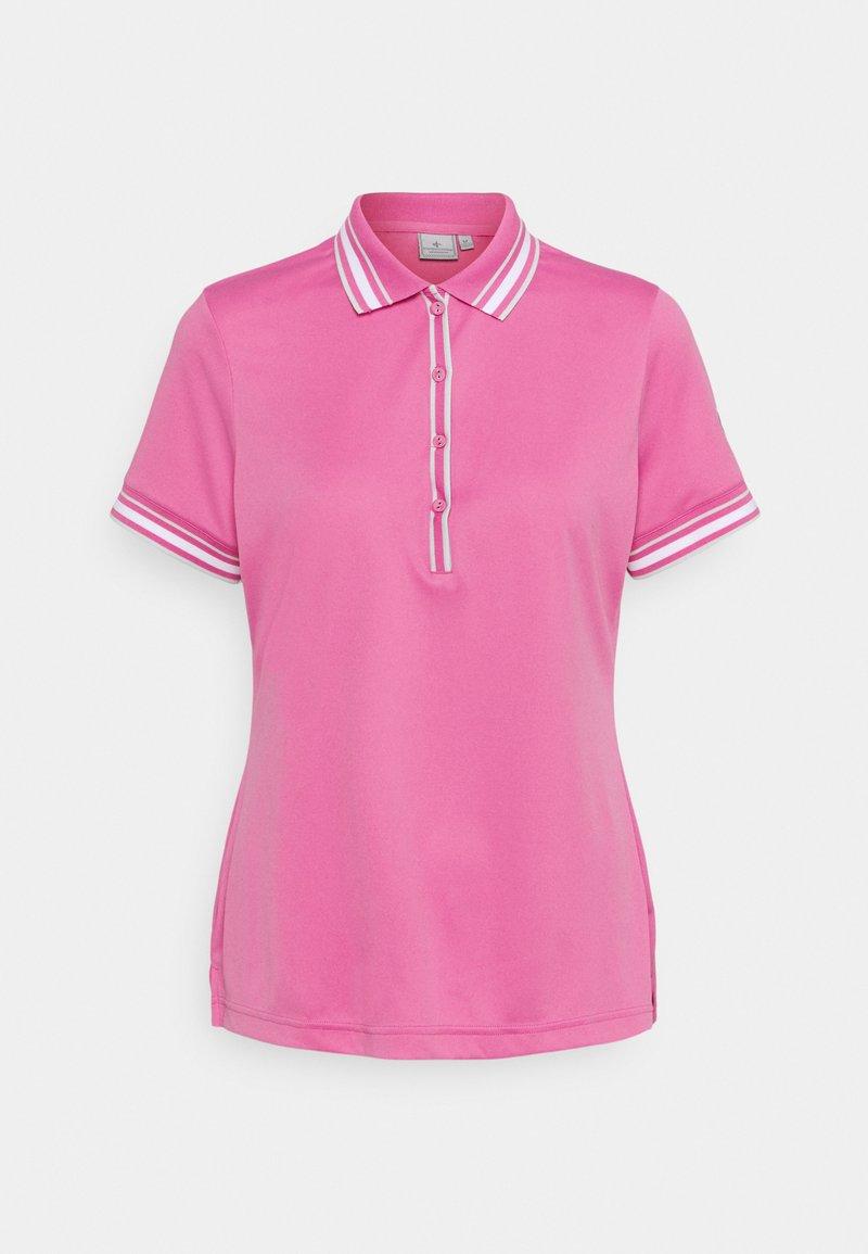 Cross Sportswear - NOSTALGIA - Polo shirt - light pink