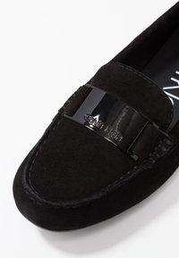 Calvin Klein - LASSEY - Mocassins - black - 2