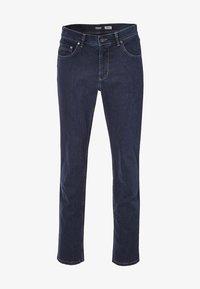 Pioneer Authentic Jeans - RANDO - Straight leg jeans - rinsed denim - 5