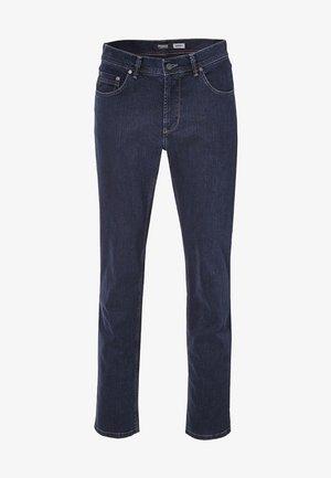 RANDO - Straight leg jeans - rinsed denim