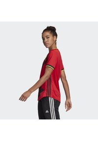 adidas Performance - BELGIUM RBFA HOME JERSEY - Article de supporter - red - 2