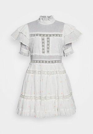 IRO DRESS - Day dress - white