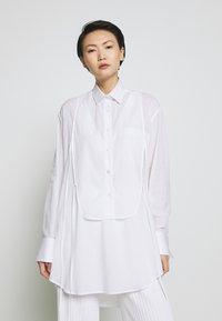 MRZ - BLOUSE - Koszula - white - 0