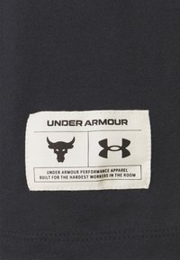 Under Armour - PROJECT ROCK IRON TANK - Top - black - 4