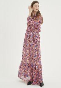 InWear - Shirt dress - pink flower field - 0