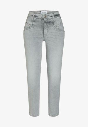 Slim fit jeans - lively grey bleached