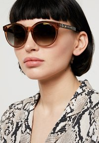 Marc Jacobs - Sonnenbrille - dark havanna