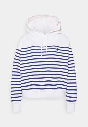 SEASONAL - Hoodie - deckwash white
