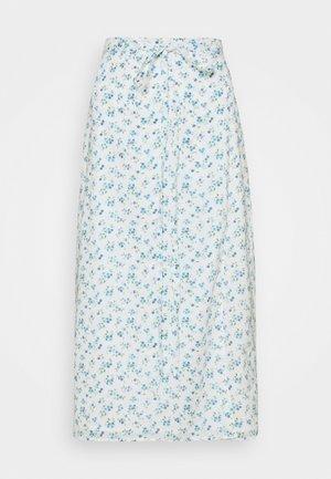 PIGNA SKIRT - A-line skirt - retro ditsy print
