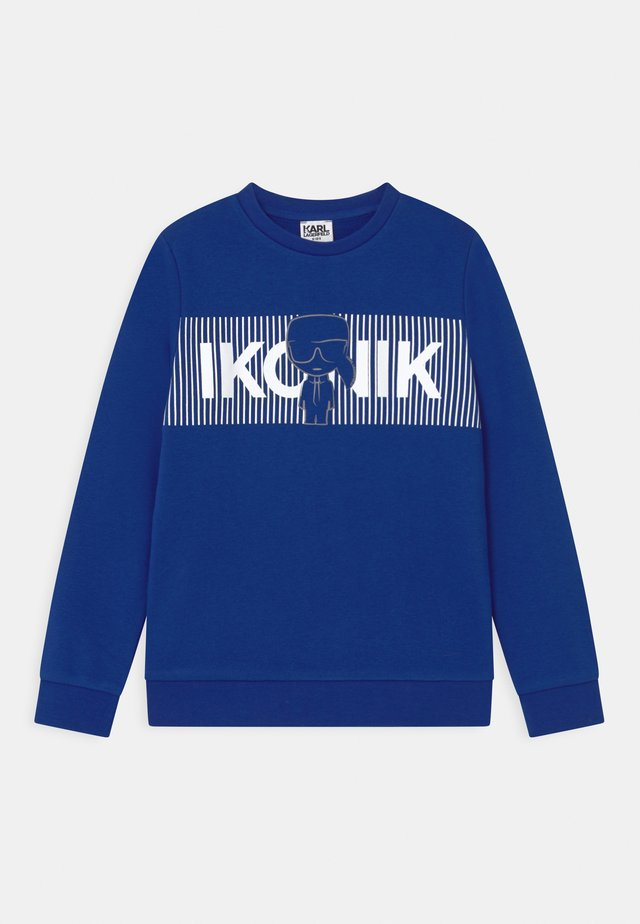 Sweater - electric blue