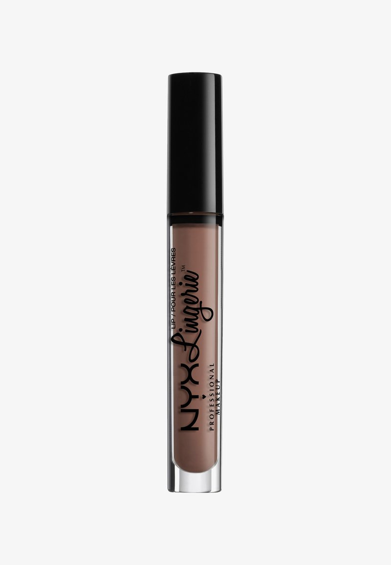 Nyx Professional Makeup - LINGERIE LIQUID LIPSTICK - Liquid lipstick - 24 cabaret show