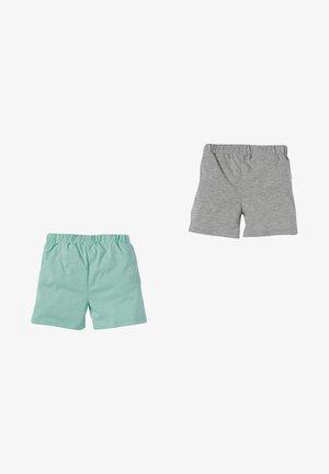 2 PACK - Shorts - turquoise