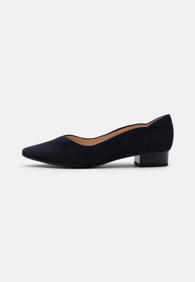 LOTTA - Klassiske pumps - navy