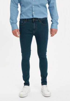 Jeans Slim Fit - green