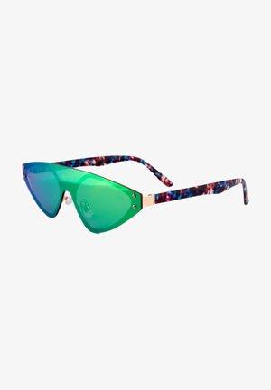 Sunglasses - green revo