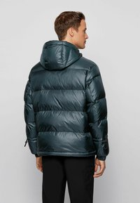 BOSS - Down jacket - open green - 2
