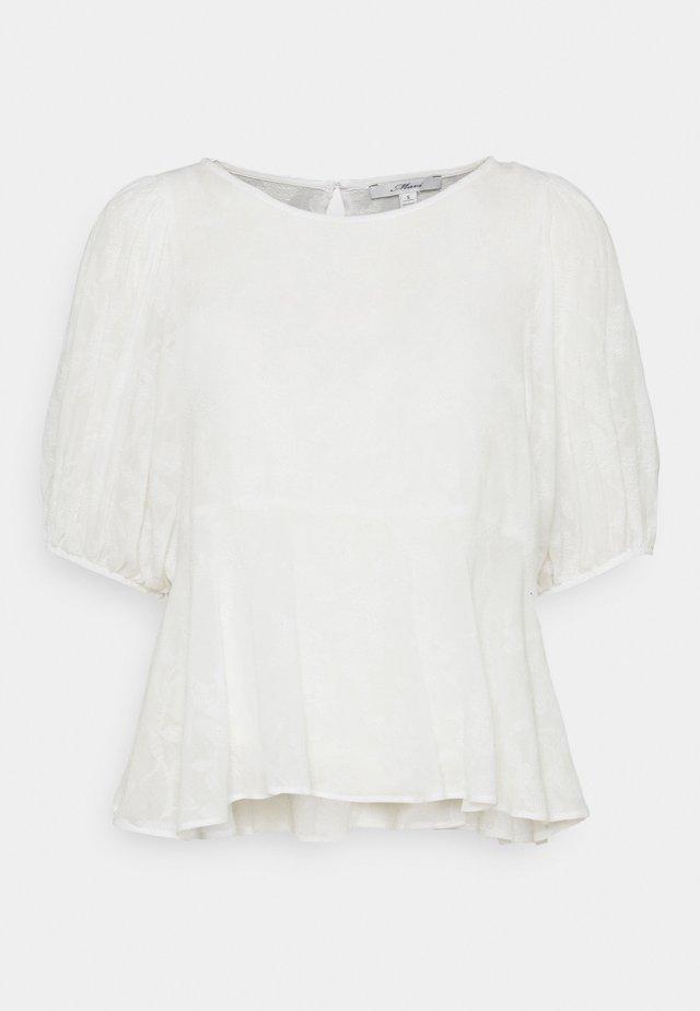 BLOUSE - Blouse - antique white