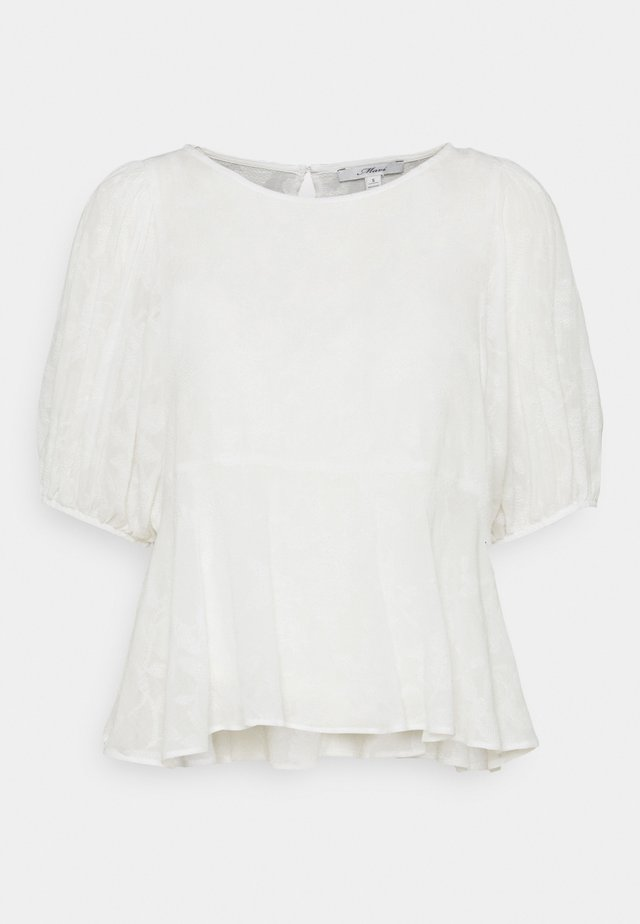BLOUSE - Camicetta - antique white