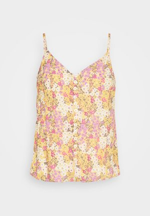 BUTTON DOWN CAMI - Bluser - meadow garden