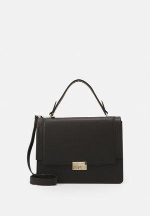 ELIZABETH BIG TOP HANDLE - Handbag - black