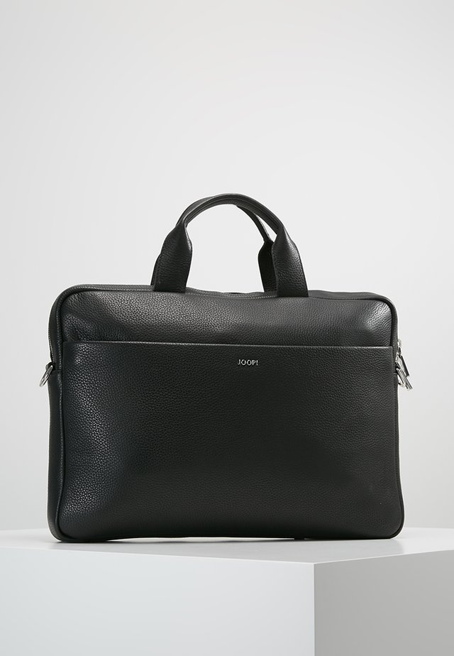 CARDONA PANDION BRIEF BAG - Portfölj - black