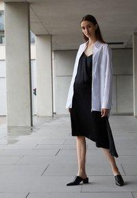 MM6 Maison Margiela - DRESS - Cocktail dress / Party dress - black - 2